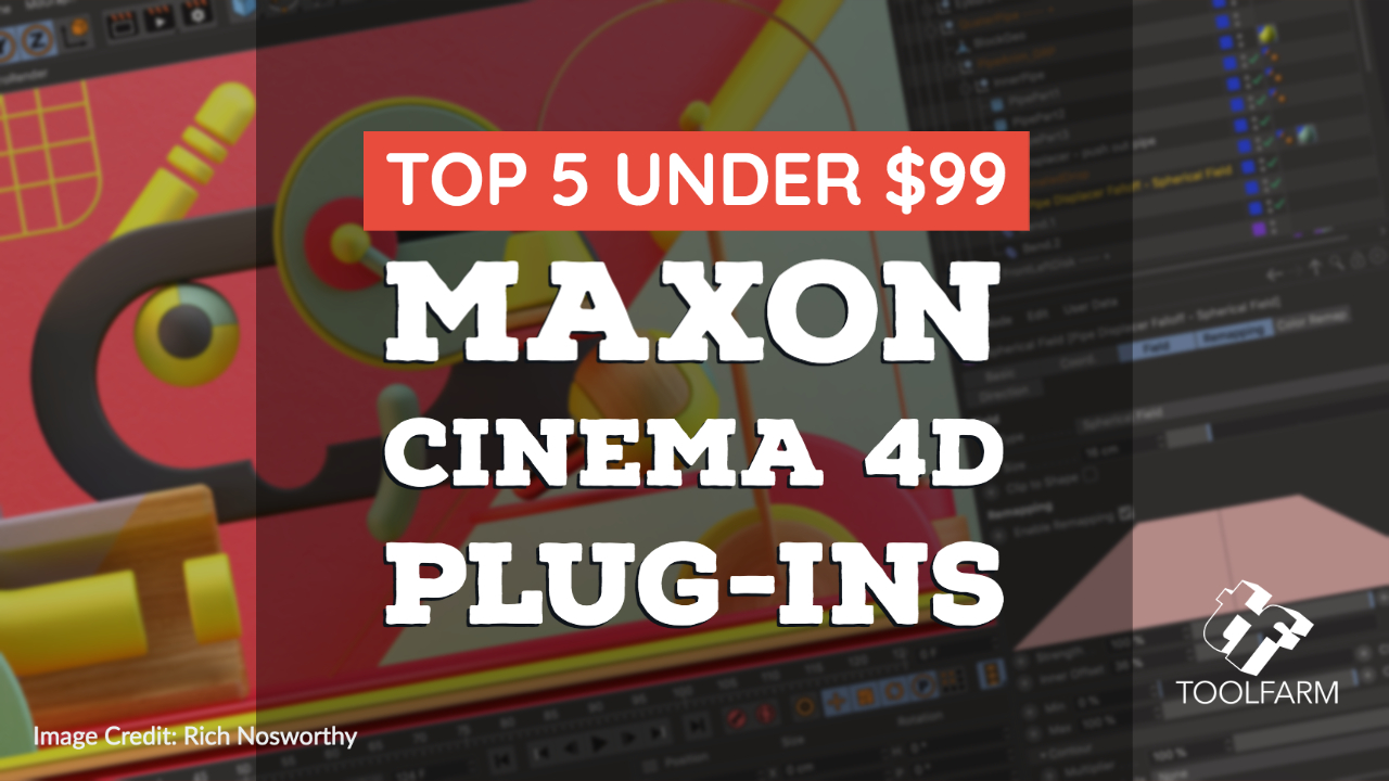 top 5 under $99 cinema 4d