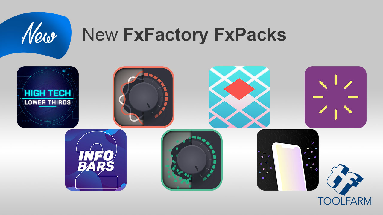 FxPacks by CrumplePop, PremiumVFX, Stupid Raisins, Polaric