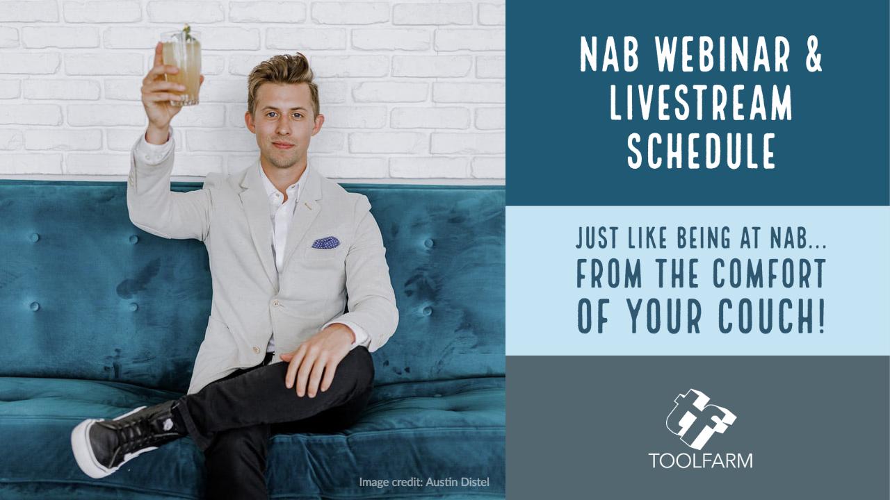 nab webinars schedule