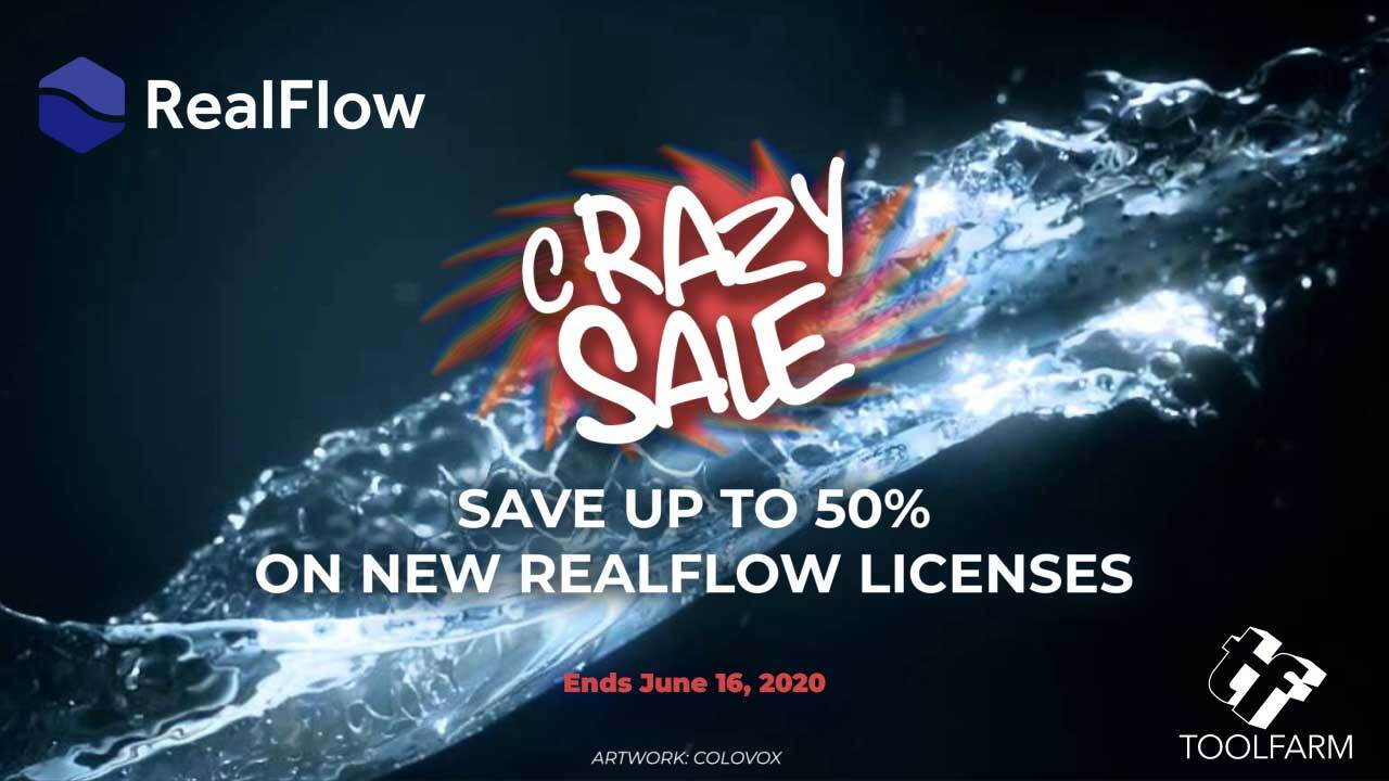 realflow crazy sale end date