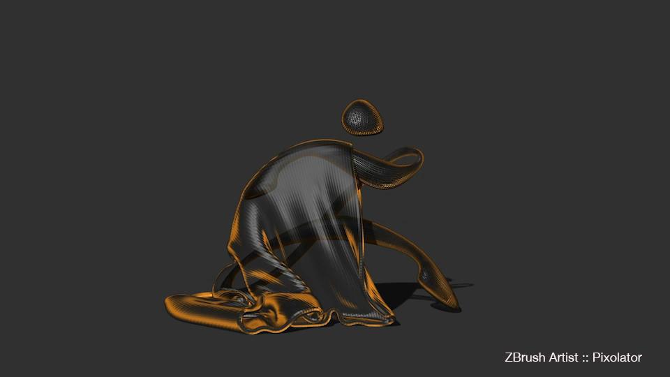 Pixologic ZBrush 2021 dynamics