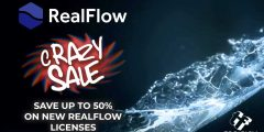 realflow crazy sale