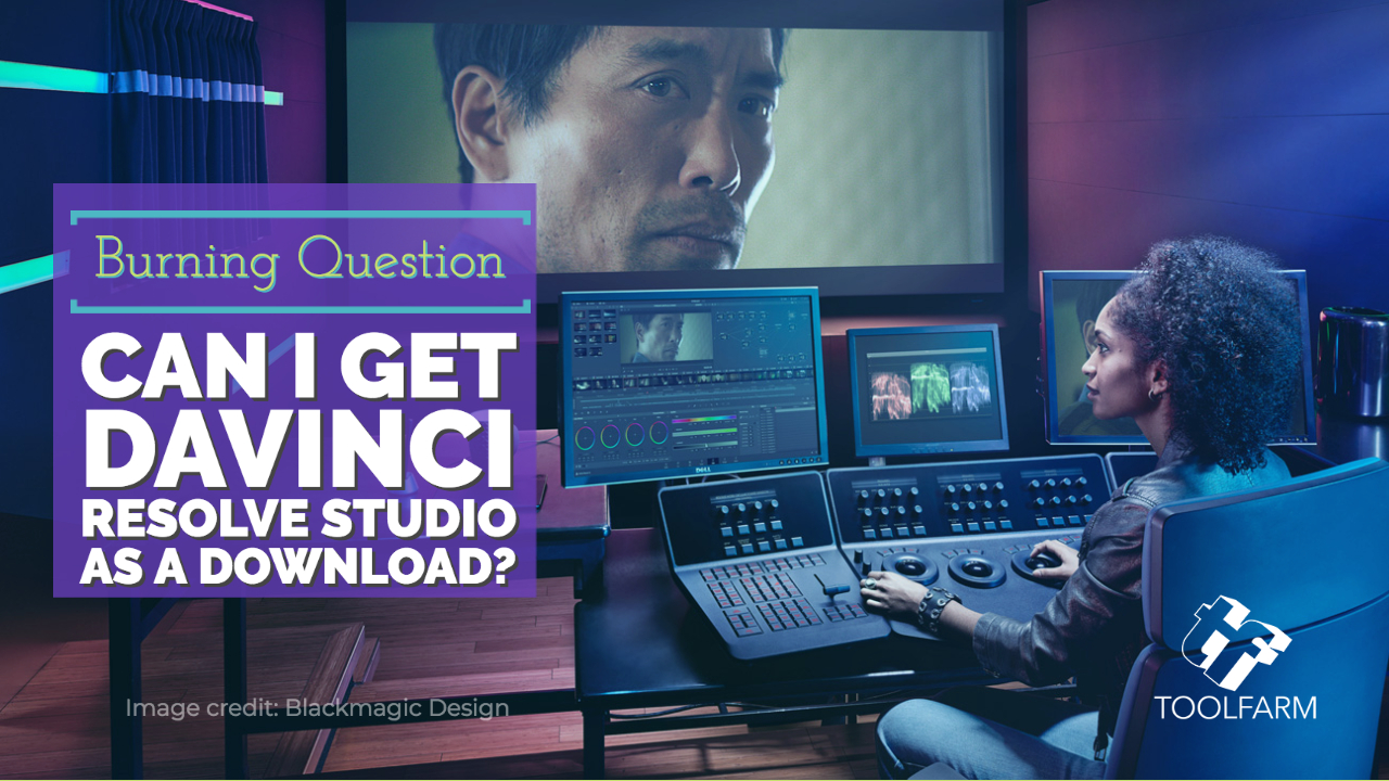 Burning Question Davinci Resolve Immediate download