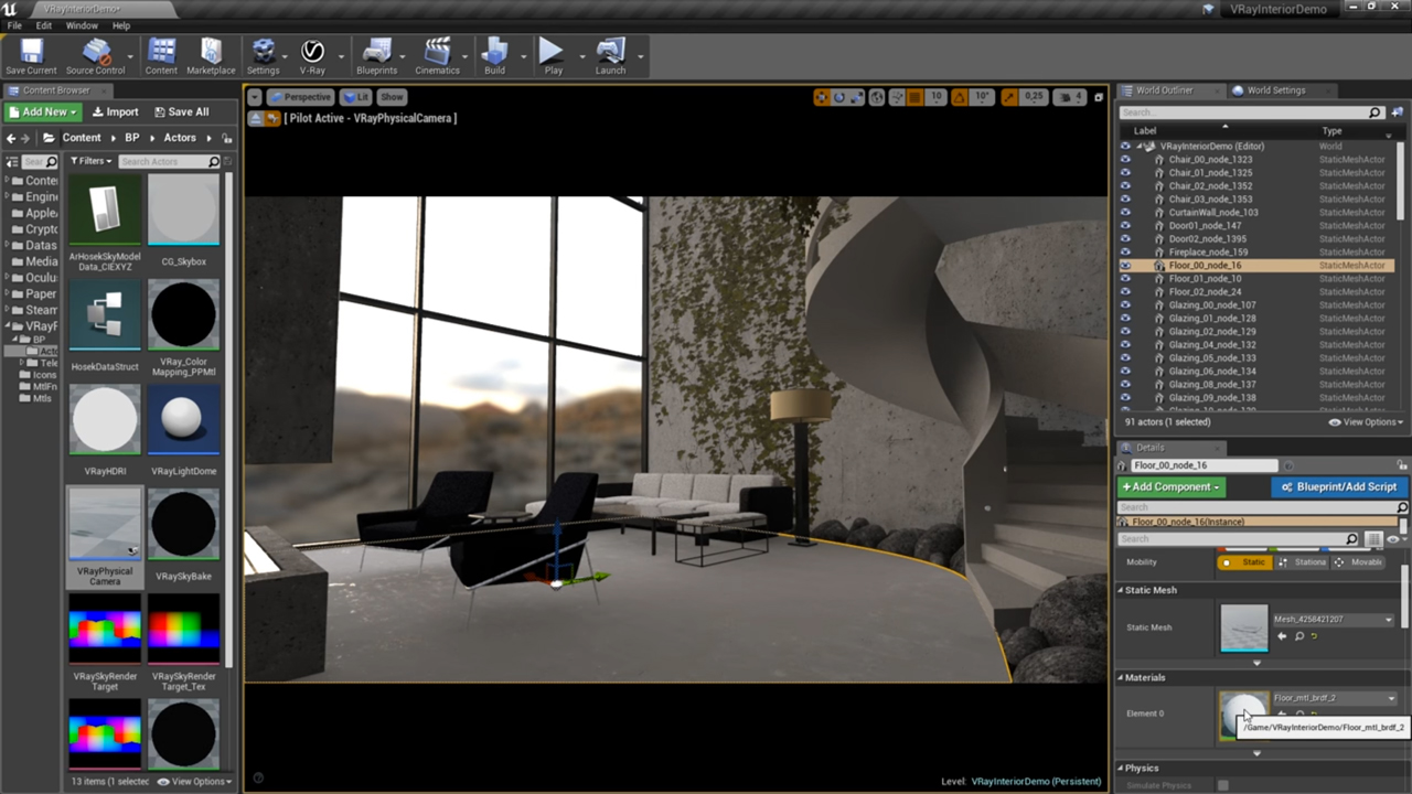 v-ray next for unreal into tutorial