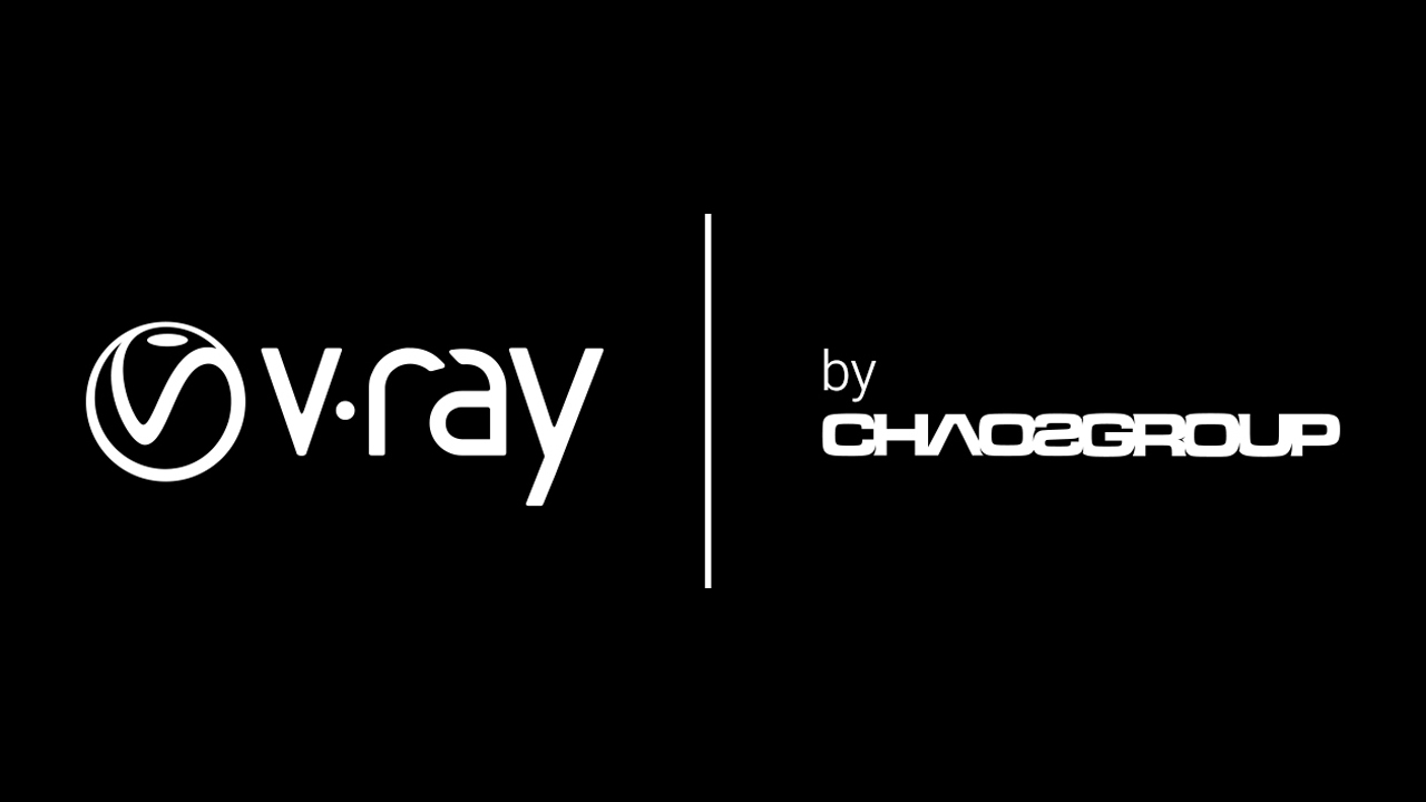 chaos group v-ray logo
