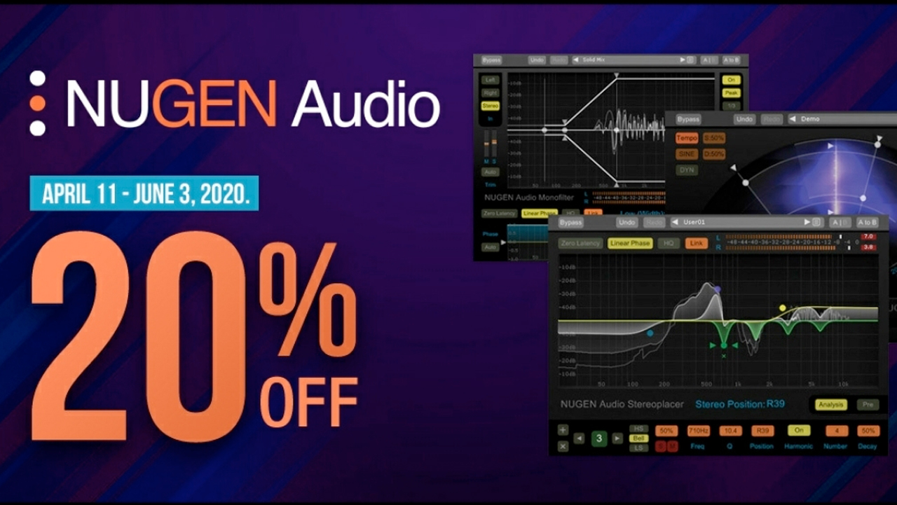 nugen audio 20% Off