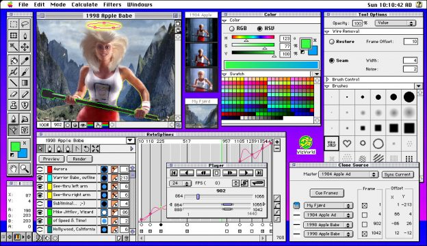Commotion 1.0.5 Screenshot