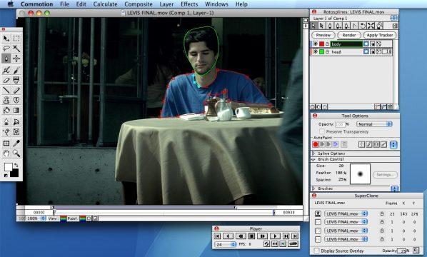 Commotion 4.1 screen shotv