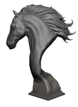 ZBrushcore Horse ZBrush Artist :: Martin Nikolov
