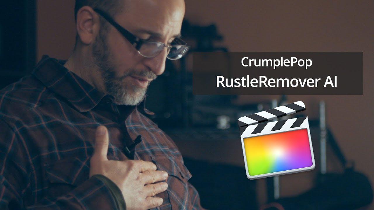 crumplepop rustleremoverai