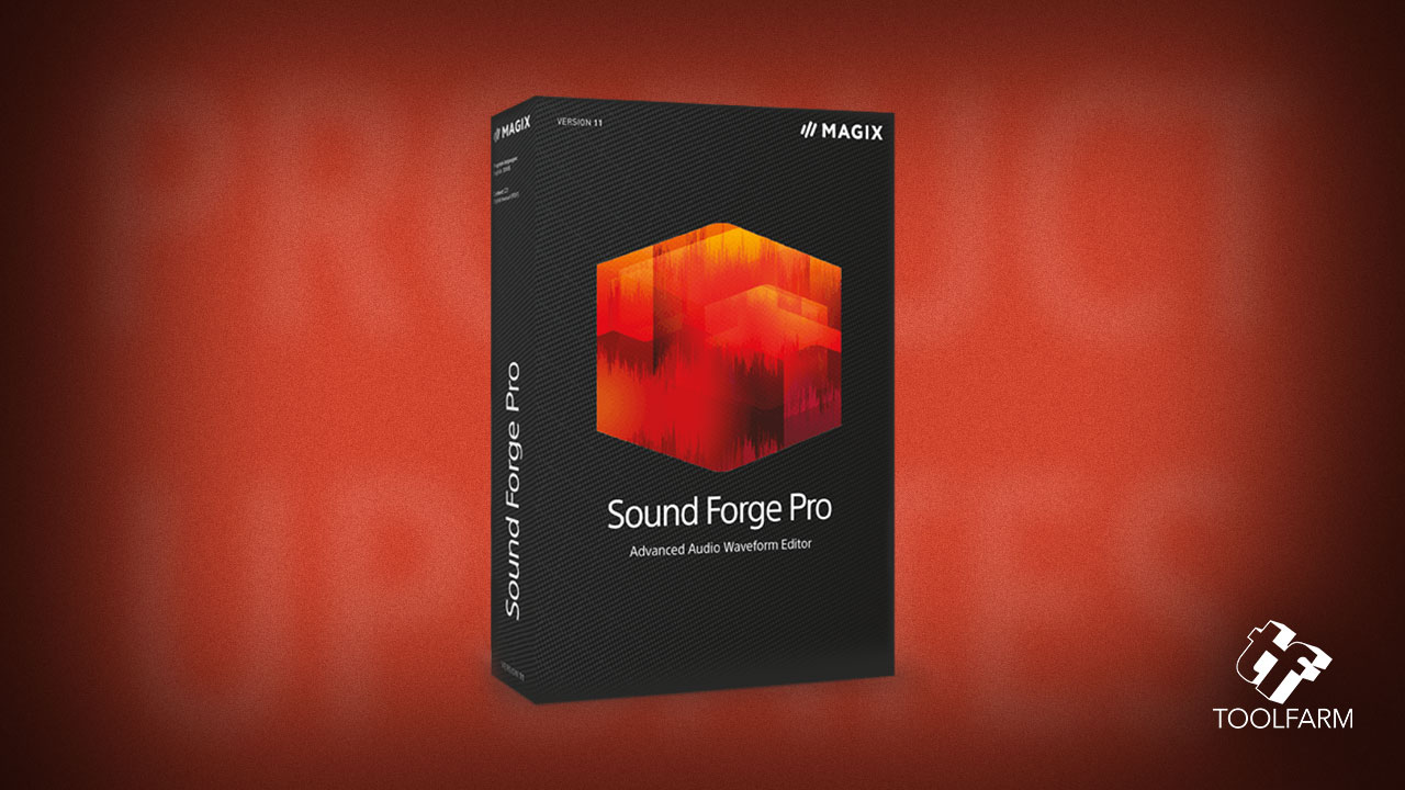 sound forge pro update