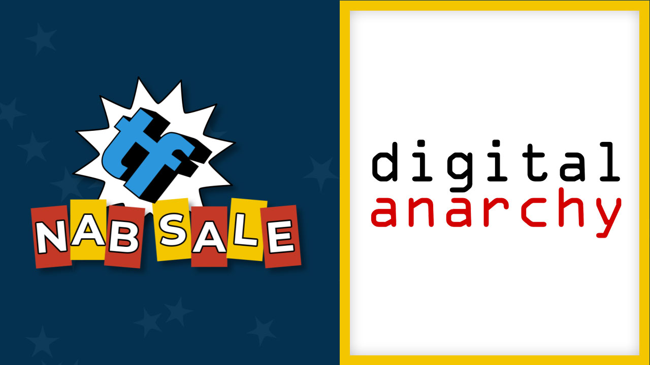digital anarchy nab sale