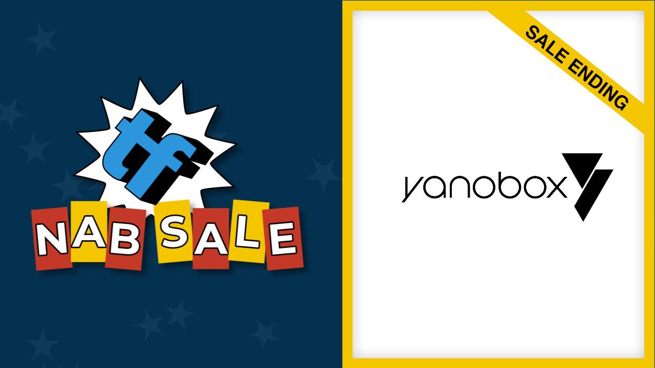 yanobox nab sale ending