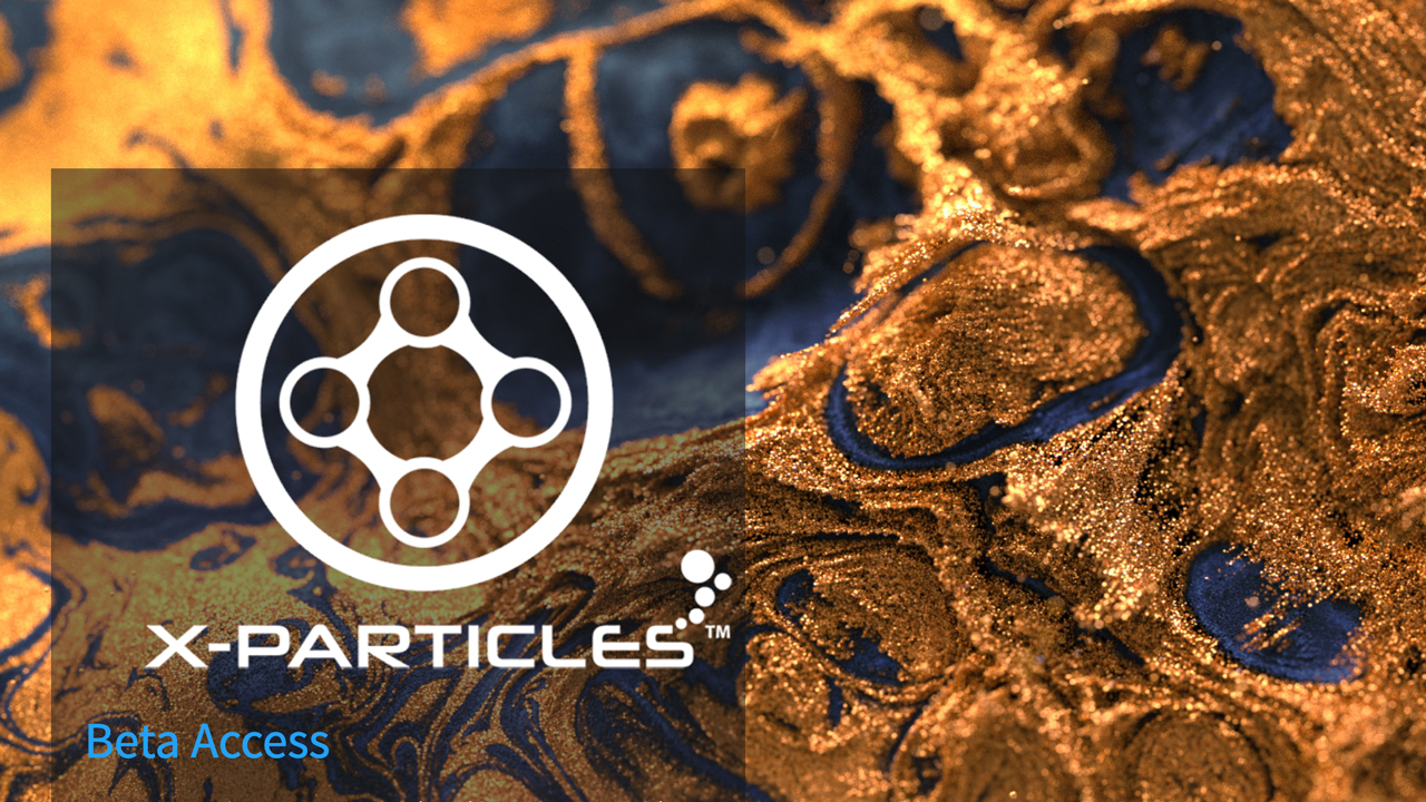 insydium x-particles beta access