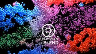 x-particles beta blend