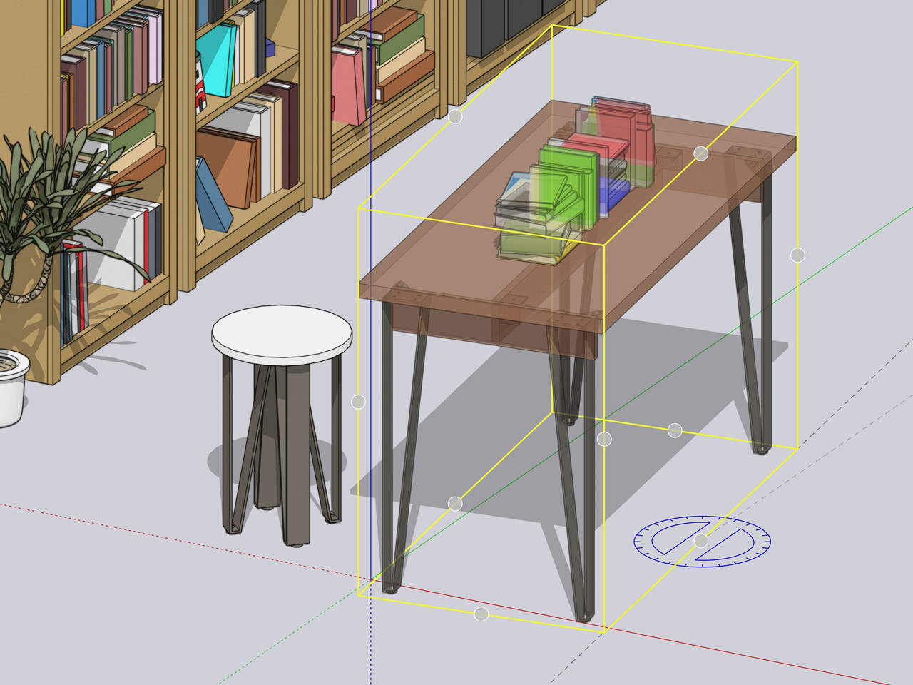 sketchup 2020.1 update grips