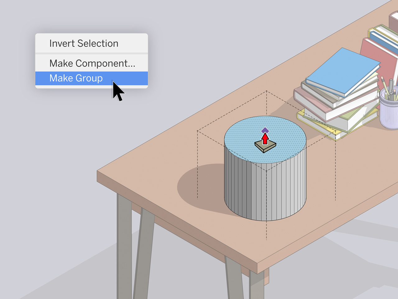 sketchup 2020.1 update empty objects