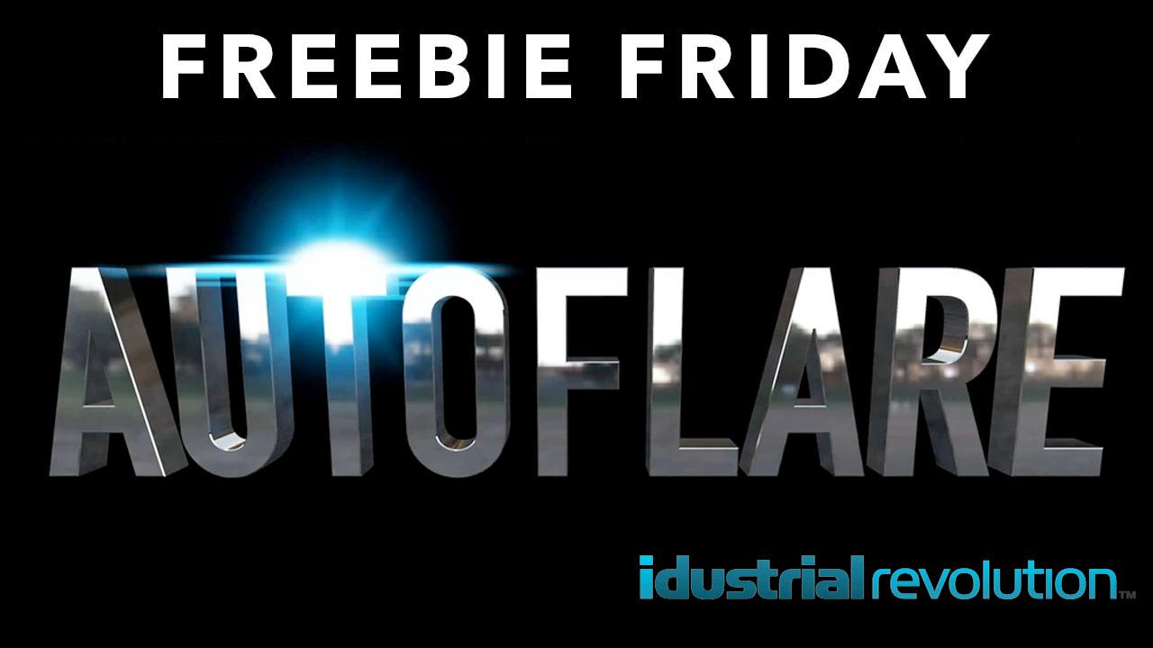 idustrial revolution autoflare freebie