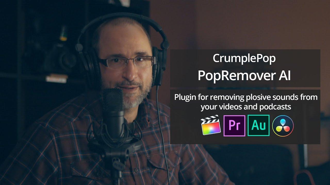 crumplepop popremover ai tutorial