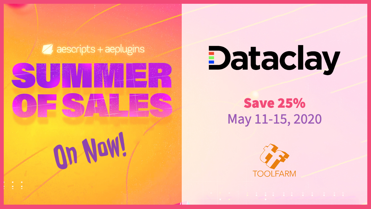 Summer of Sales Dataclay