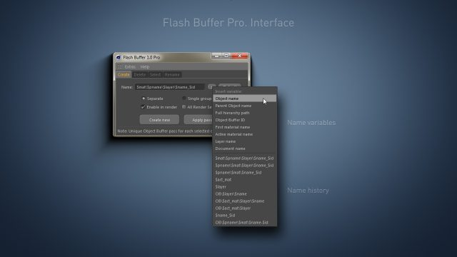 Mike Udin Flash Buffer