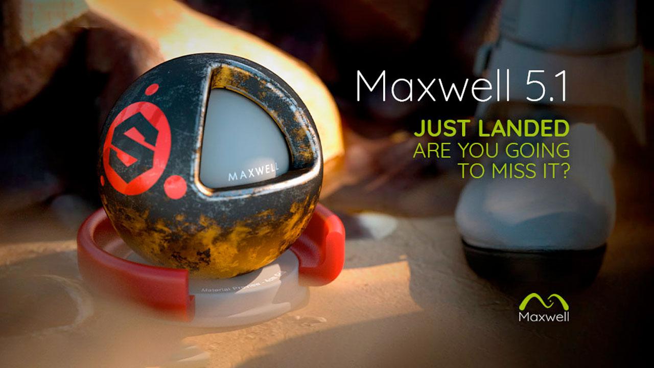 Maxwell 5.1