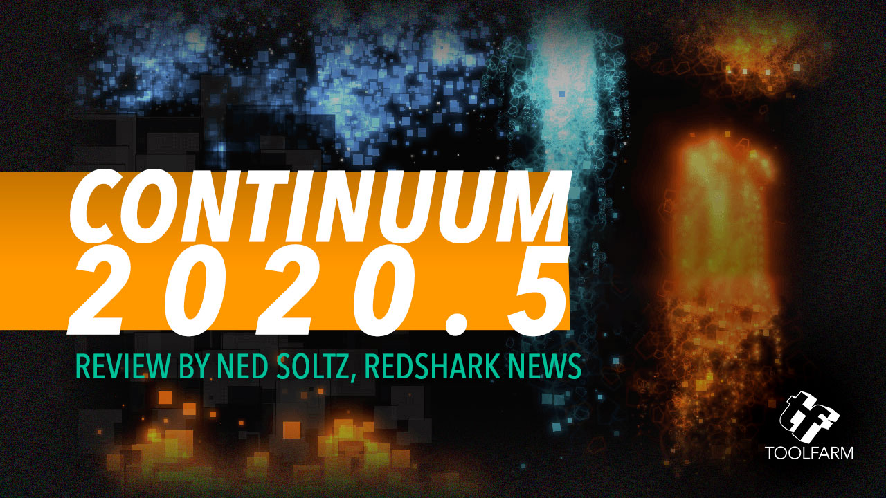 Boris Continuum 2020.5 review from ned soltz at redshark news