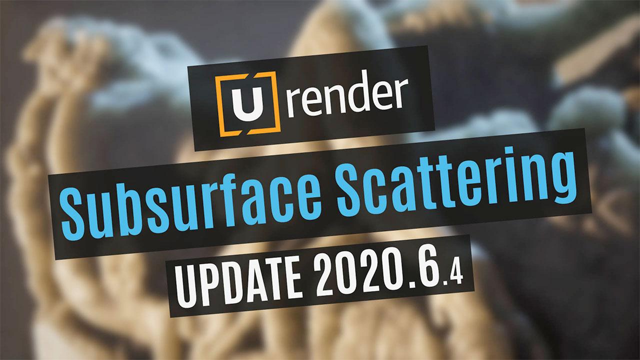Update U-Render 2020.6.4
