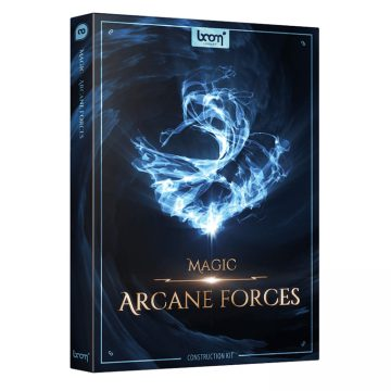 boom library arcane construction kit