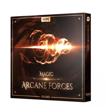 boom library arcane designed