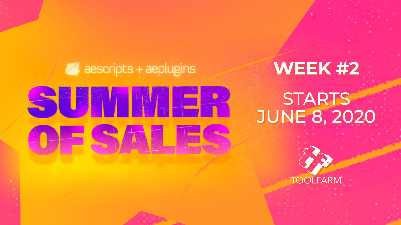 aescripts Summer of Sales