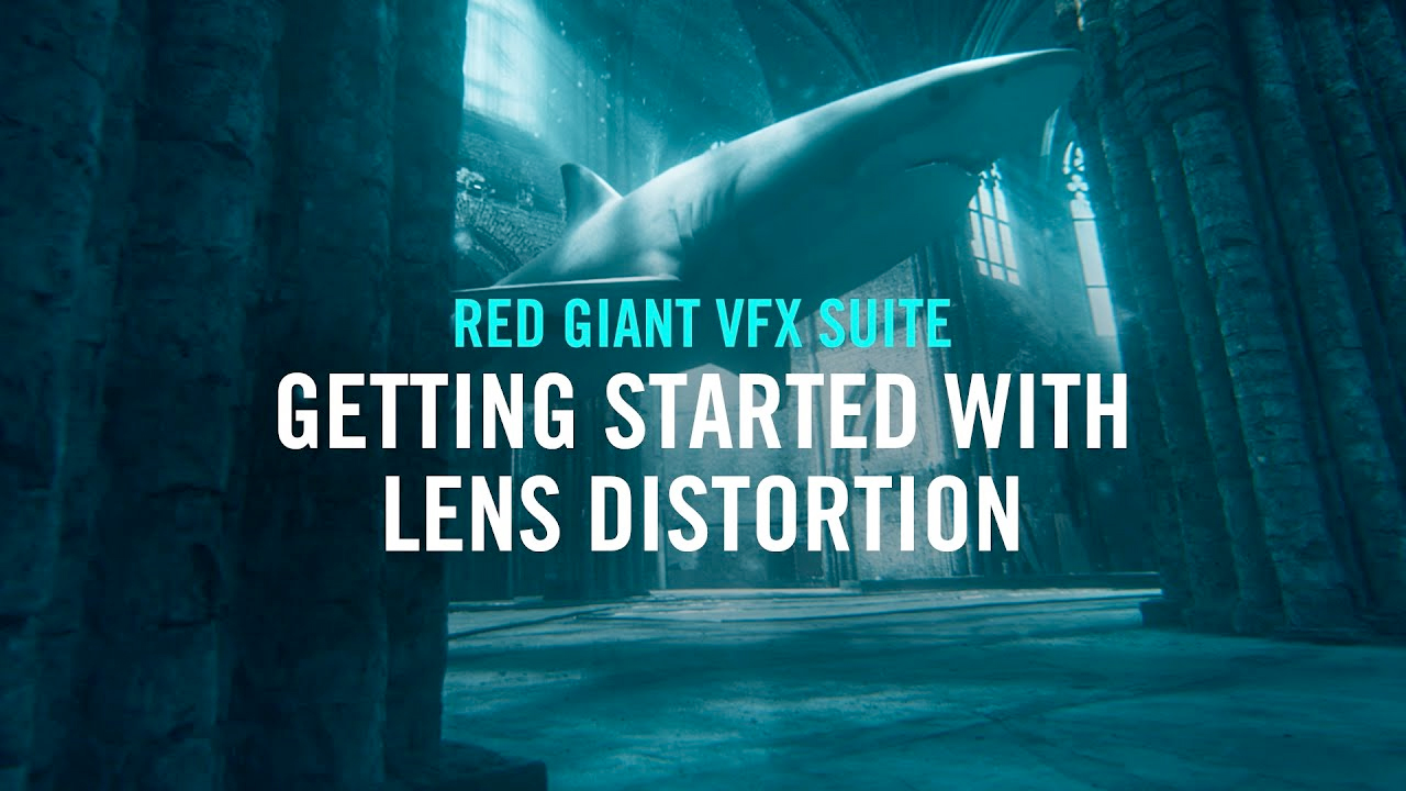 vfx lens distortion tutorial
