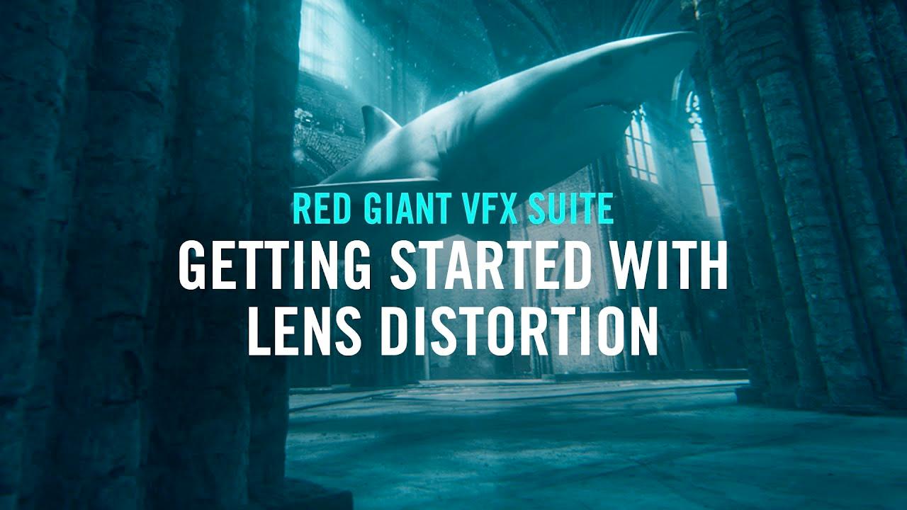 vfx lens distortion tutorial
