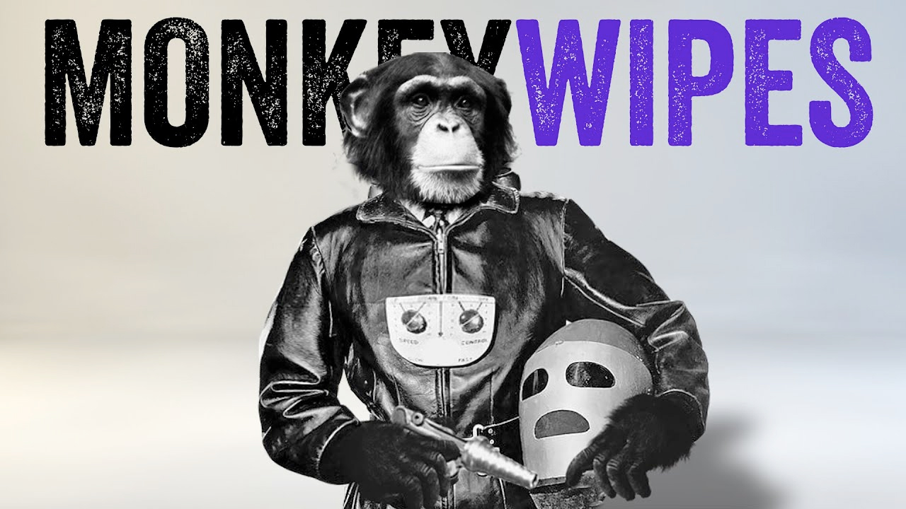 ebbert + zucker monkeywipes