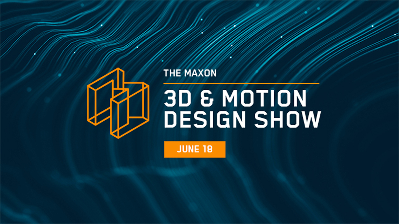 maxon motion design event