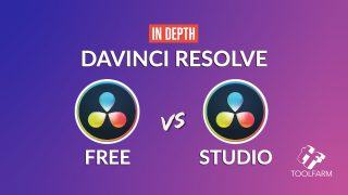 In Depth Davinci Resolve Free vs. Studio