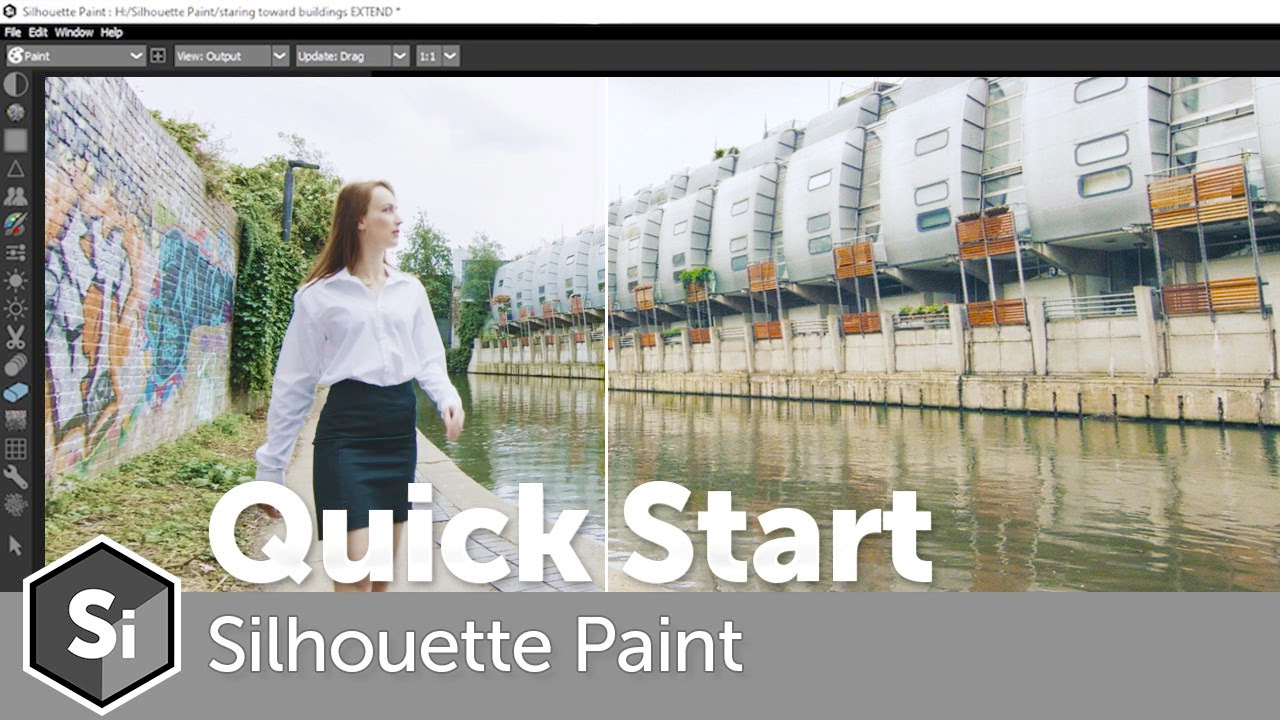 silhouette paint quick start tutorial