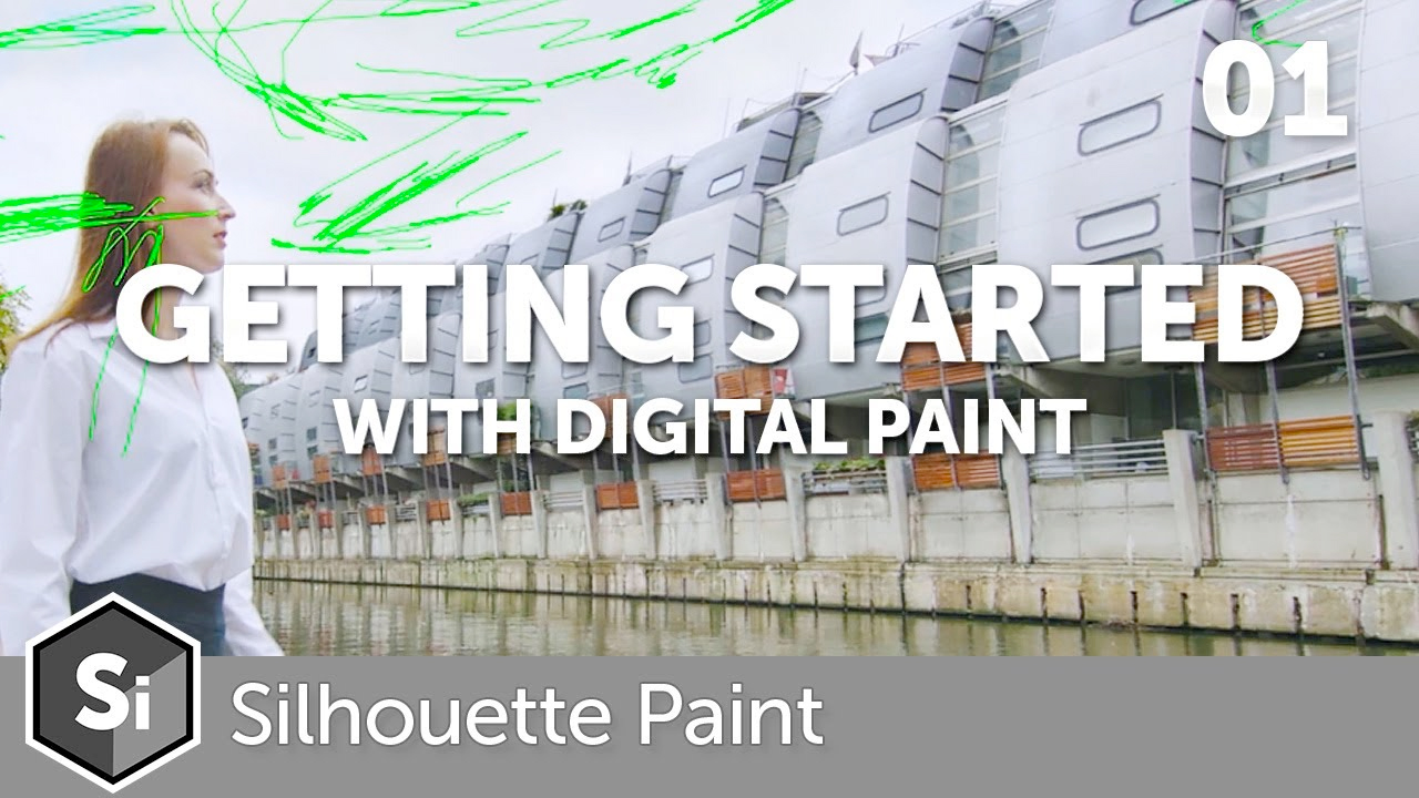 silhouette paint quick start tutorial series