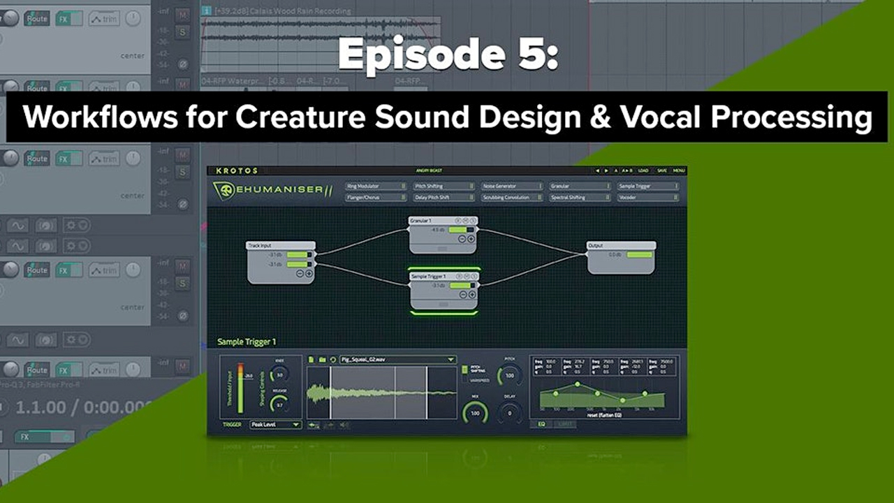 krotos creature sound design webinar