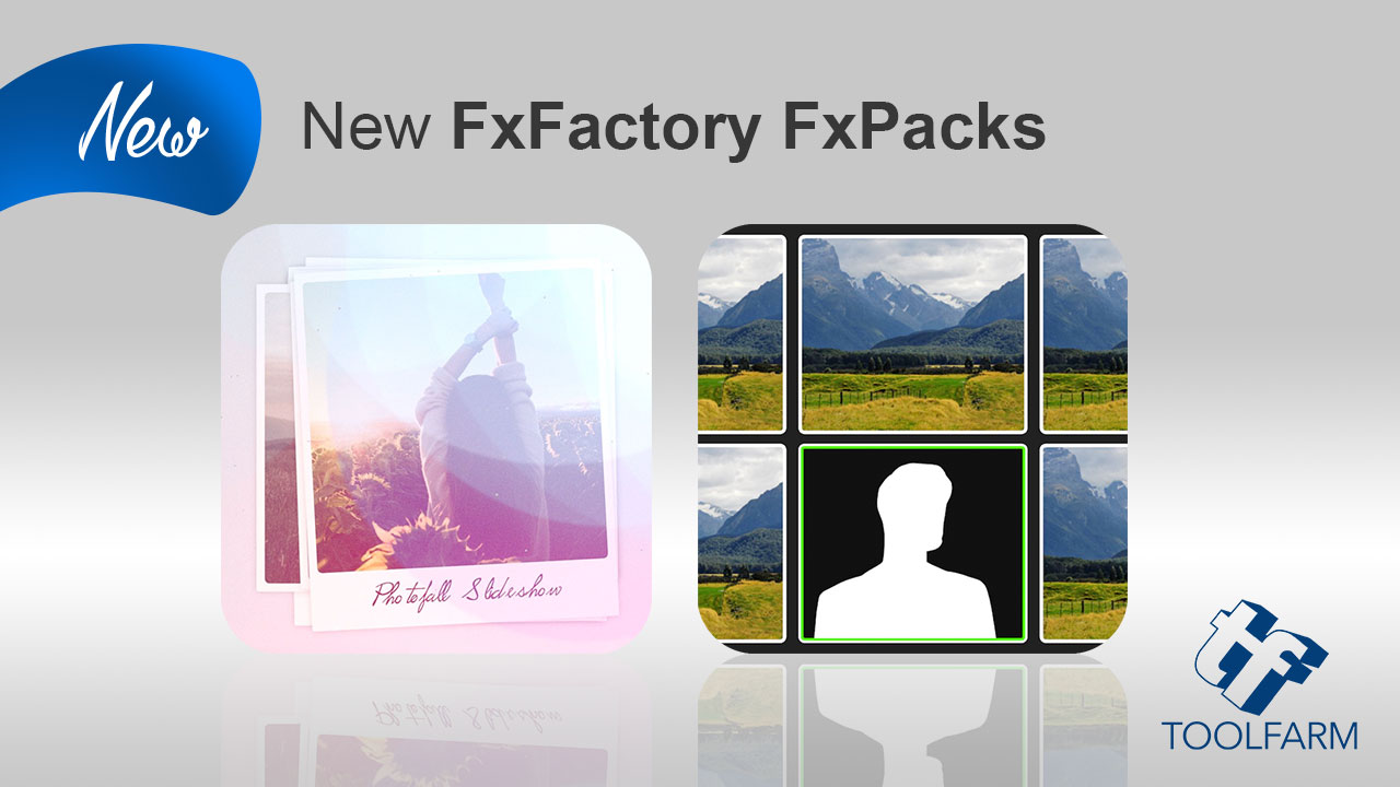 FxFactory FxPacks omotion osmFCPX