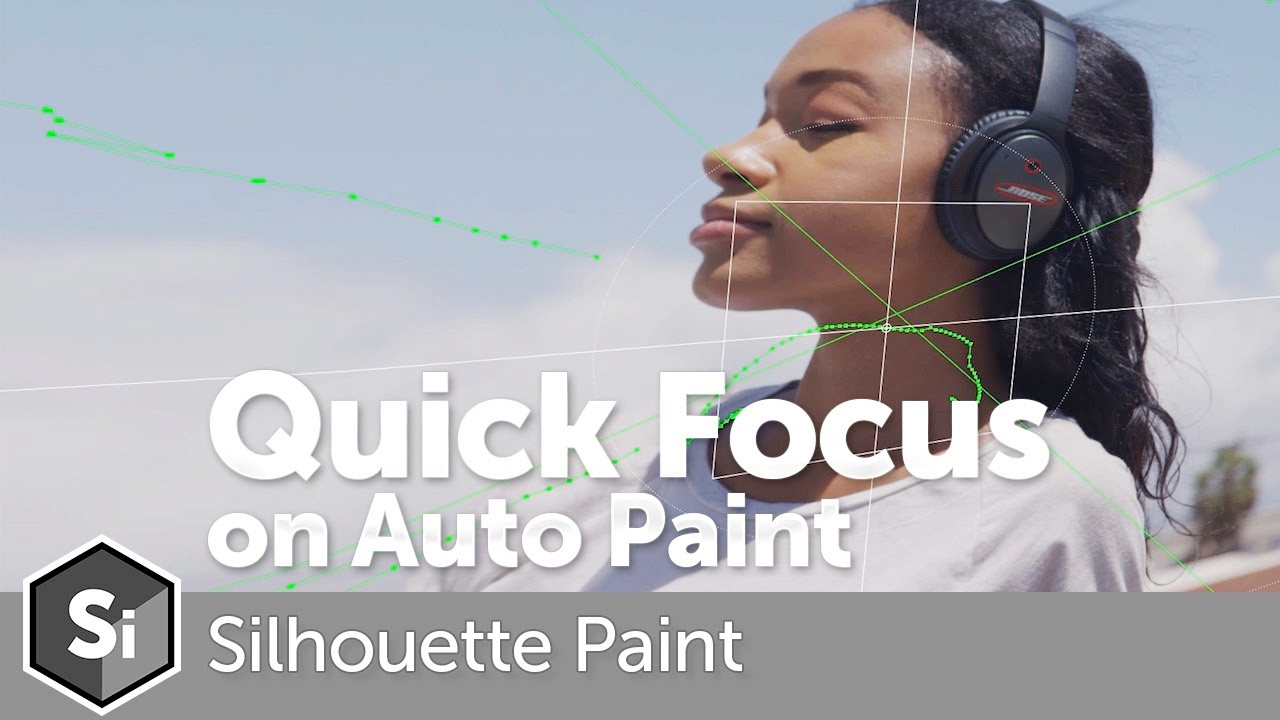 silhouette paint auto paint tutorial