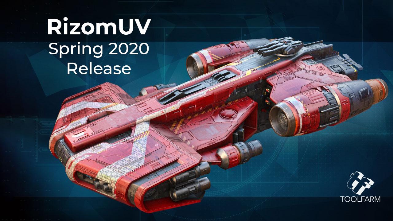RizomUV Spring 2020 Update