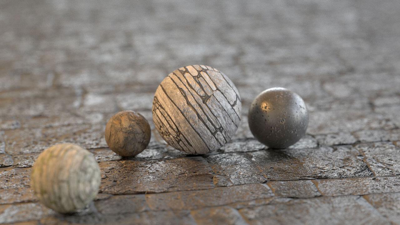 redshift mutating stones