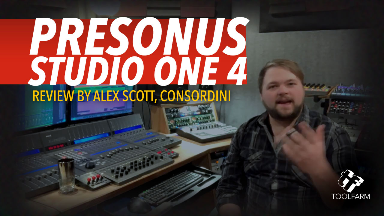 Studio One review by consordini