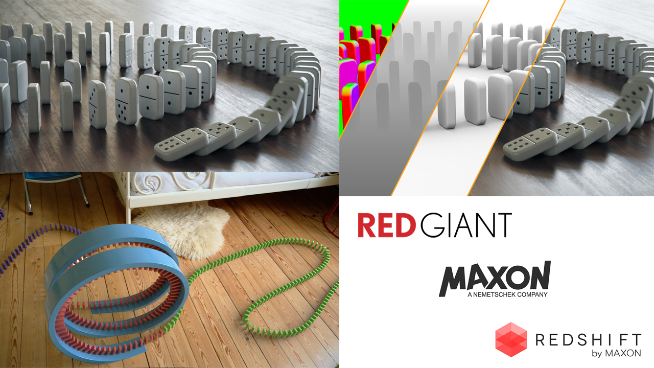 maxon red giant creating a scene webinar