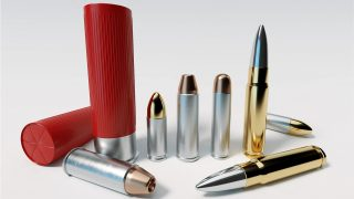 free shotgun shell 3d model for cinema 4D from the Pixel Lab