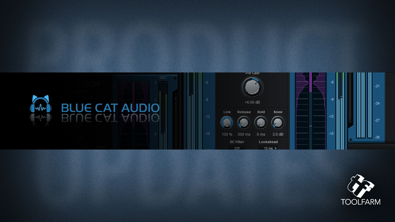 blue cat audio update and sale
