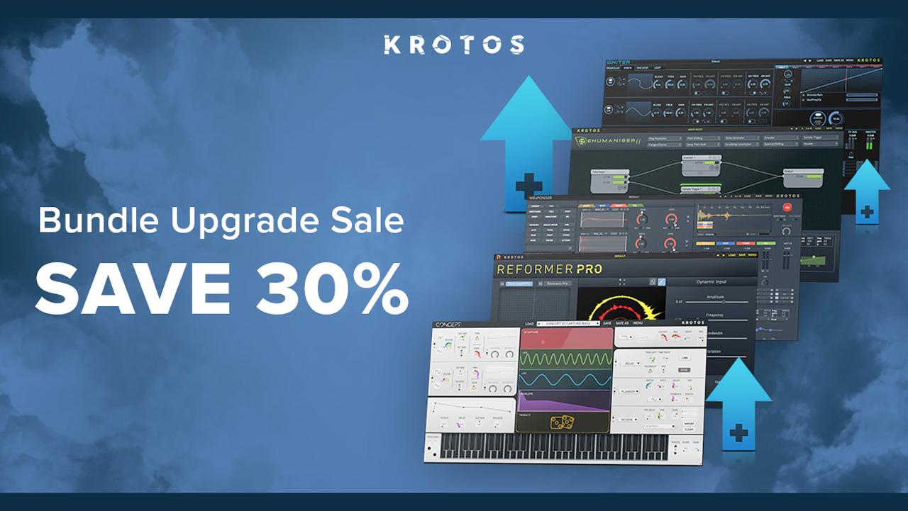 krotos bundle upgrade sale
