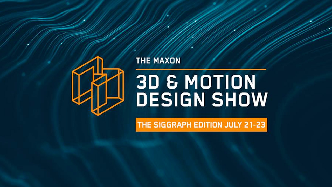 Maxon's 3D and Motion Design Show for Siggraph to Feature All-Star Lineup