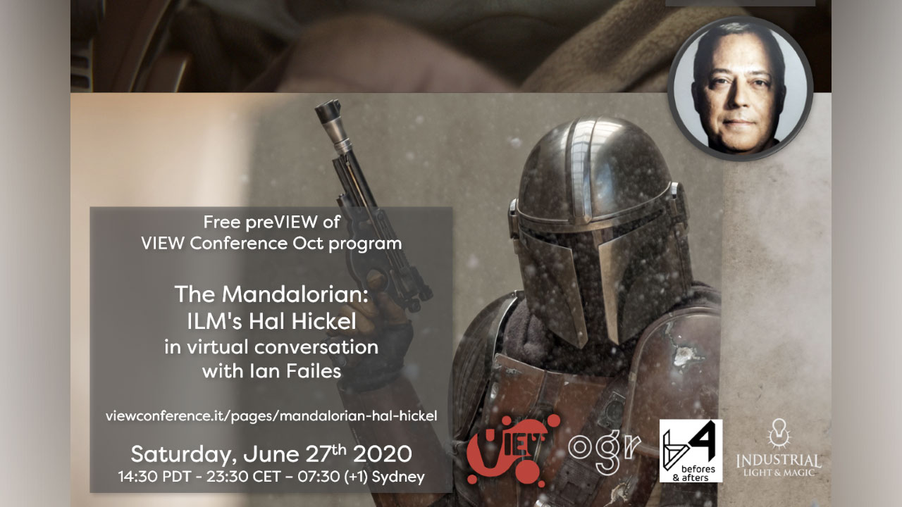 Livestreaming Event: The Mandalorian: ILM's Hal Hickel